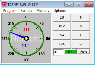 EA4TX com – Antenna Rotor System